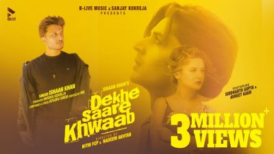 Checkout New song Dekhe saare khwaab lyrics penned by Apoorv Singh & sung by Ishaan Khan