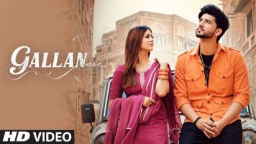 Checkout new song Gallan lyrics penned by Harj Maan and sung by Davinder Dhillon ft Aakanksha Sareen
