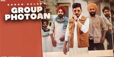 Checkout Gagan Balran new song Group Photoan Lyrics penned by Pali Balran