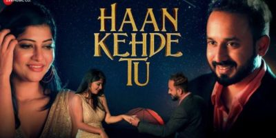 Checkout new song Haan kehde tu lyrics penned and sung by Amarabha Banerjee