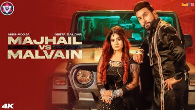 Checkout new song Majhail vs Malvain lyrics penned by Preet judge and sung by Miss Pooja & Geeta Zaildar