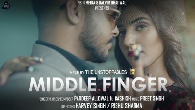 Checkout new song Middle Finger lyrics penned and sung by Pardeep Allowal