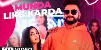 Checkout new song Munda like karda lyrics penned by Jaani & sung by Gurj Sidhu