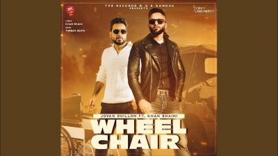 Checkout Jovan Dhillon new song Wheel chair lyrics penned by Khan Bhaini