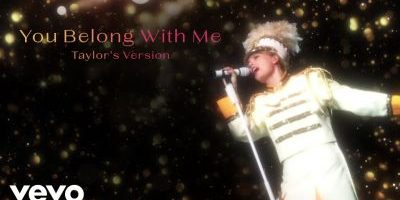 Checkout Taylor swift Song You belong with me lyrics from Fearless Album