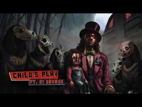 Checkout new song Child's Play lyrics penned and sung by Young Nudy ft 21 Savage