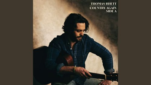Checkout Thomas Rhett new song Heaven right now lyrics from Country Again (Side A) album