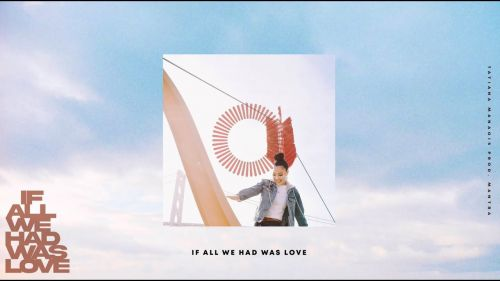 Checkout new song if all we had was love lyrics penned and sung by Tatiana Manaois
