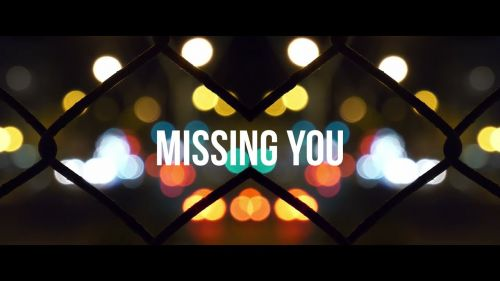 Checkout new song Missing you lyrics penned and sung by Chase wright