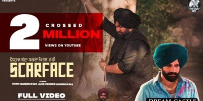 Checkout new song Scarface lyrics penned by Harry Bhakna and sung by Prince & Rami Randhawa