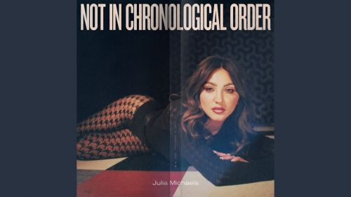 Checkout Julia Michaels new song Undertone lyrics from her new album Not in chronological order