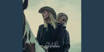 Checkout new song Wild skies lyrics penned and sung by Eli & Fur