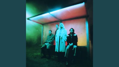 Checkout wolf alice new song Lipstick on the glass lyrics