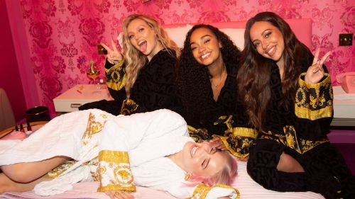 Checkout Anne Marie & Little Mix new song Kiss My (Uh Oh) Lyrics