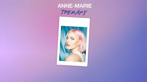 Checkout Anne Marie new song Therapy Lyrics