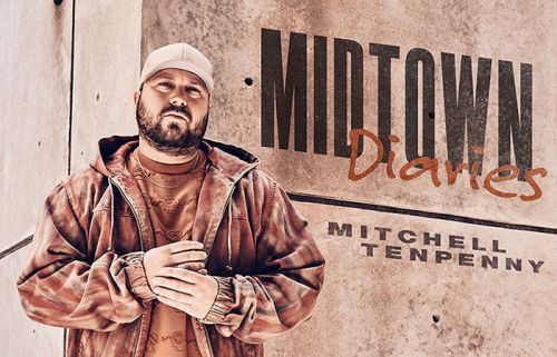 Checkout Mitchell Tenpenny new song I Can't Love You Any More Lyrics